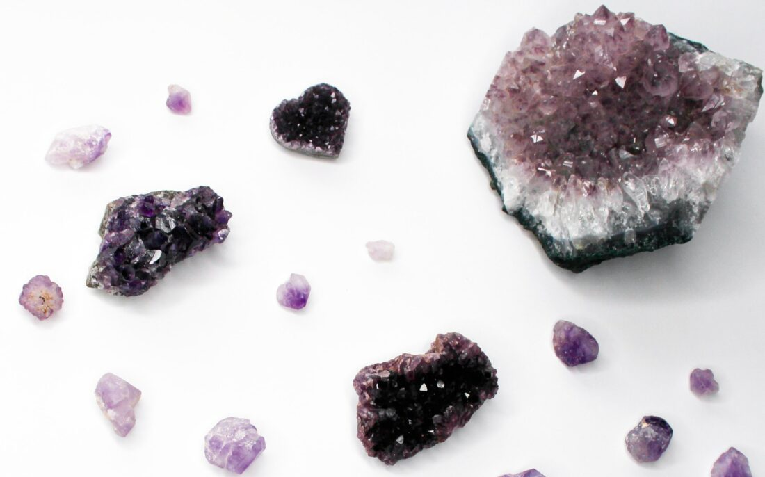 how do I cleanse my crystals